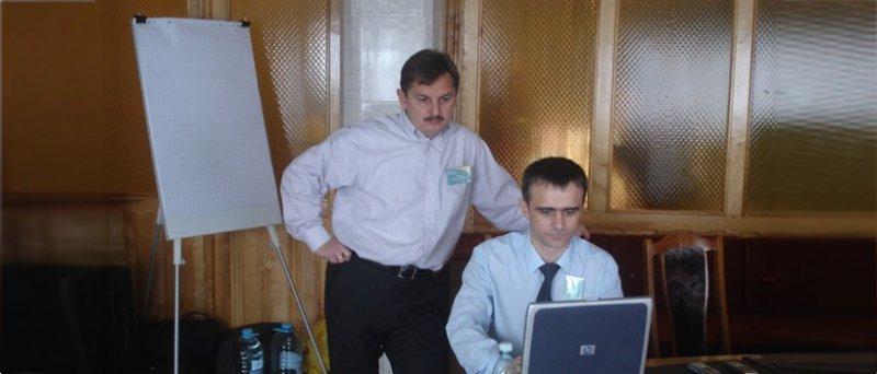Семинар в Днепропетровске