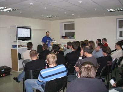 Базисный курс в Днепропетровске