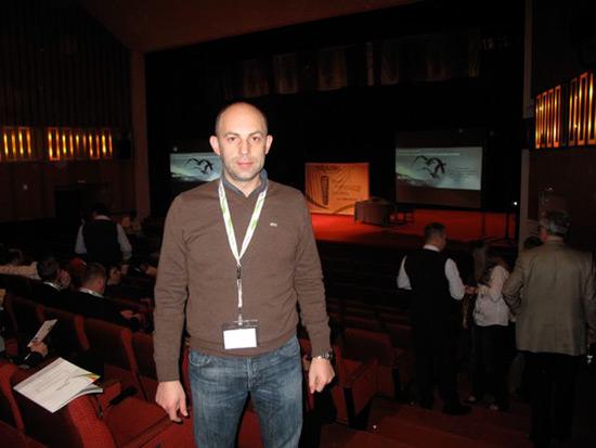Международная конференция по имплантологии, г.Киев